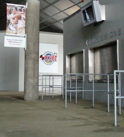 Wilkerson Sanders Memorial Stadium